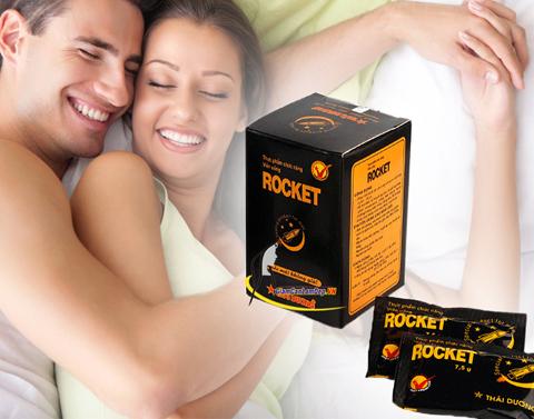 ROCKET 1H - Giải pháp tổng thể hỗ trợ tăng cường khả năng sinh lý