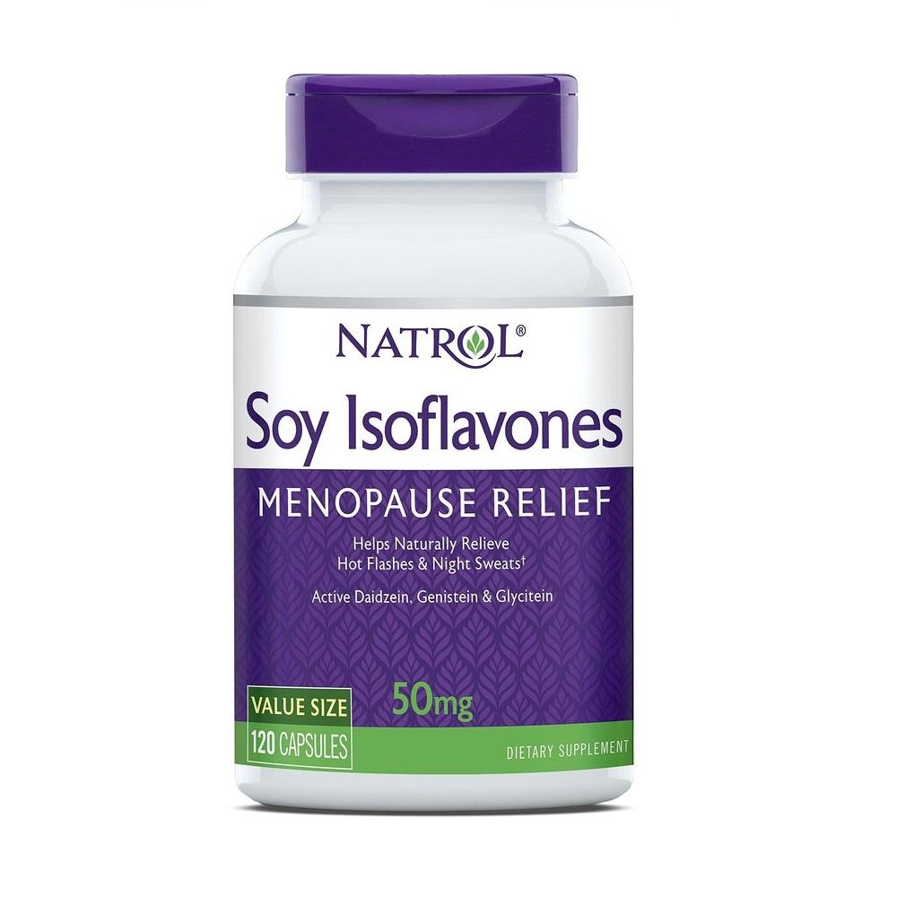 Soy Isoflavones cao cấp - Natrol