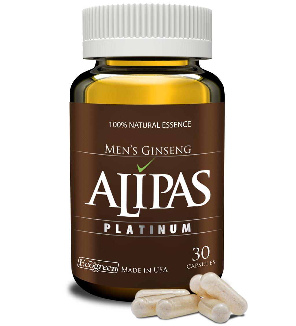 Sâm Alipas Tăng cường sức khỏe sinh lý và làm chậm quá trình mãn dục nam